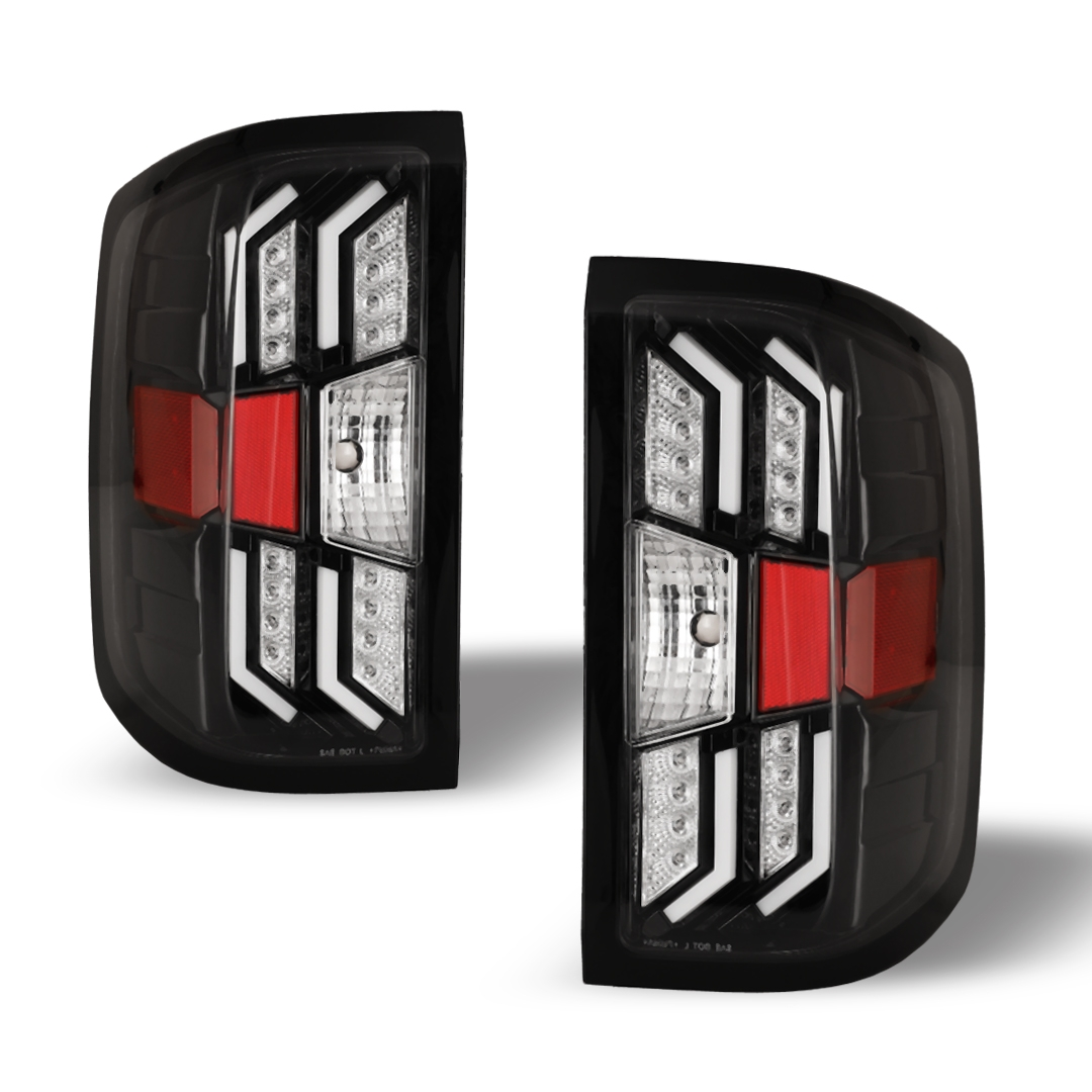 Winjet Led Tail Lights For 2014