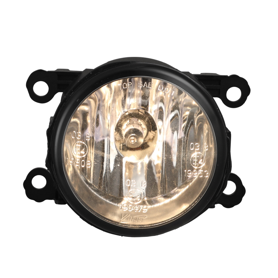 Fit Acura TL 12-14 Clear Lens Pair Bumper Fog Light Lamp